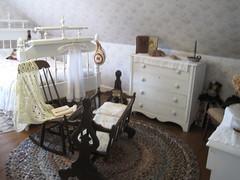 Chambre où LMM est née