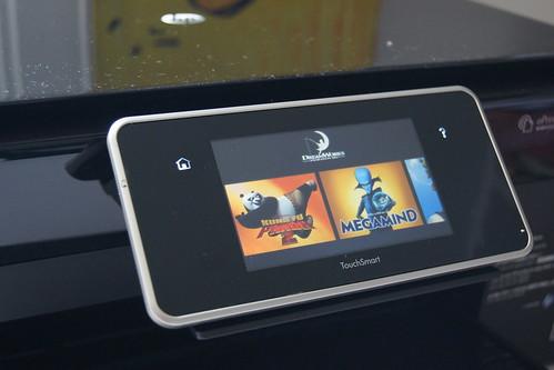 HP ePrinter review - Kung Fu Panda App