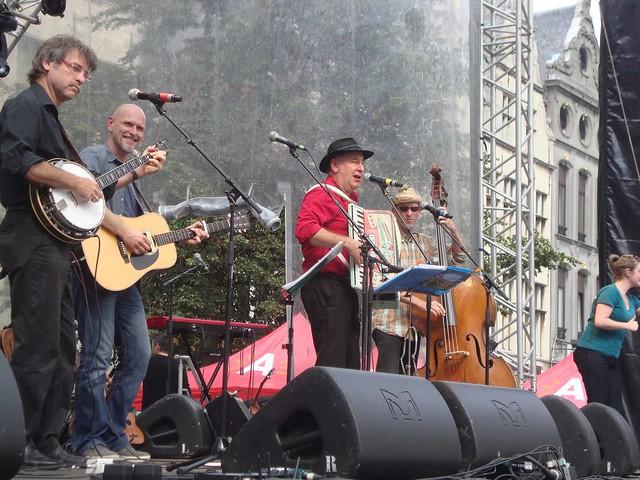 Antwerpen 11 juli 2011 - 06