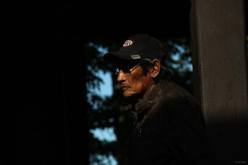 Calgary Stampede 2011 - elder 1 portrait by Wanderfull1