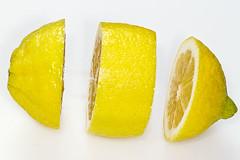 lemon slices (denniseagles) Tags: fruit lemon lemonslice slices project365 curvesadjustment 3652011 explodedfruit