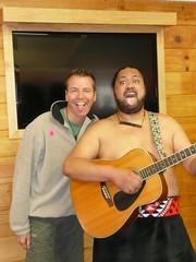 New Zealand '11 (faun070) Tags: newzealand maori jhk whakarewarewathermalvillage dutchguy