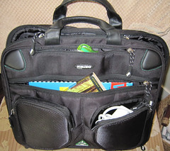 ScanFast Checkpoint Friendly Briefcase 2.0 - Front Pockets