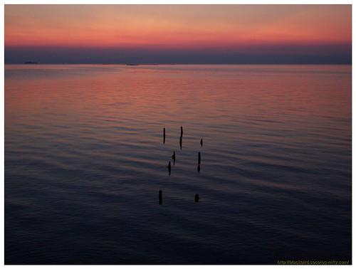 Evening sky #02