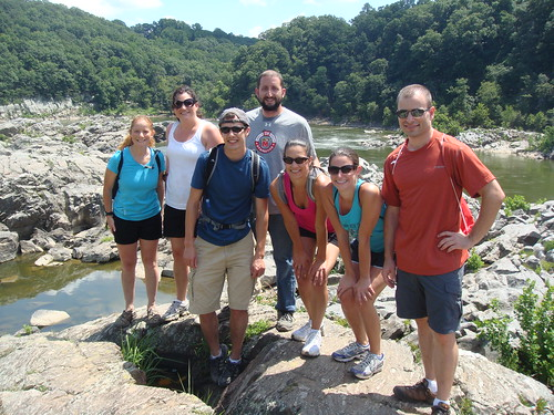 Hiking the Billy Goat Trail