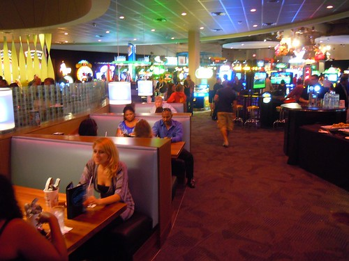 rows· Dave & Buster's, Inc. is a combination casual dining restaurant and entertainment .