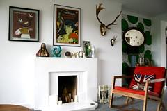 New Flat (jimbotfuzz79) Tags: home vintage furniture retro marimekko showyourhouse