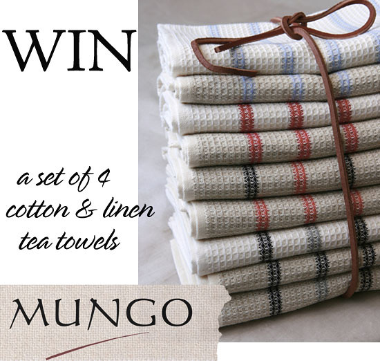 Mungo giveaway