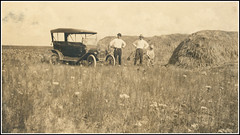 Where's that needle? (twm1340) Tags: auto county history car vintage texas carriage tx chillicothe horseless touring hardeman