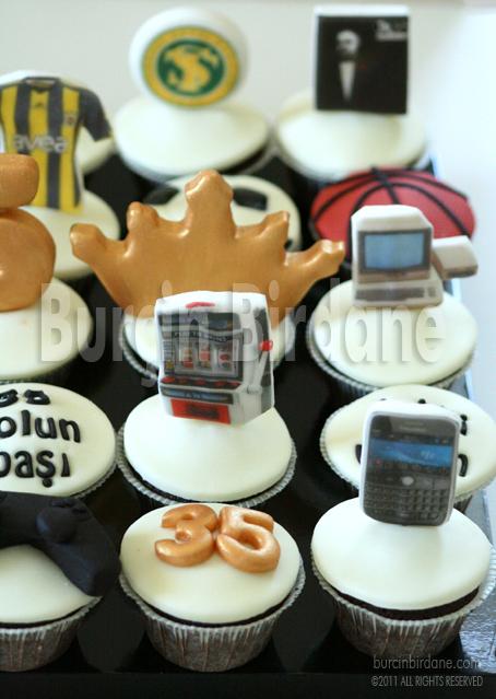 35 yas cupcake 2