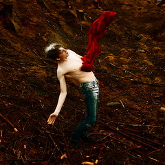 Flesh Wounds (Helen Warner (airgarten)) Tags: flesh forest photography death blood helen warner wounds glenariff airgarten
