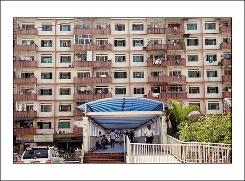 flat in Kuala Lumpur by hans van egdom