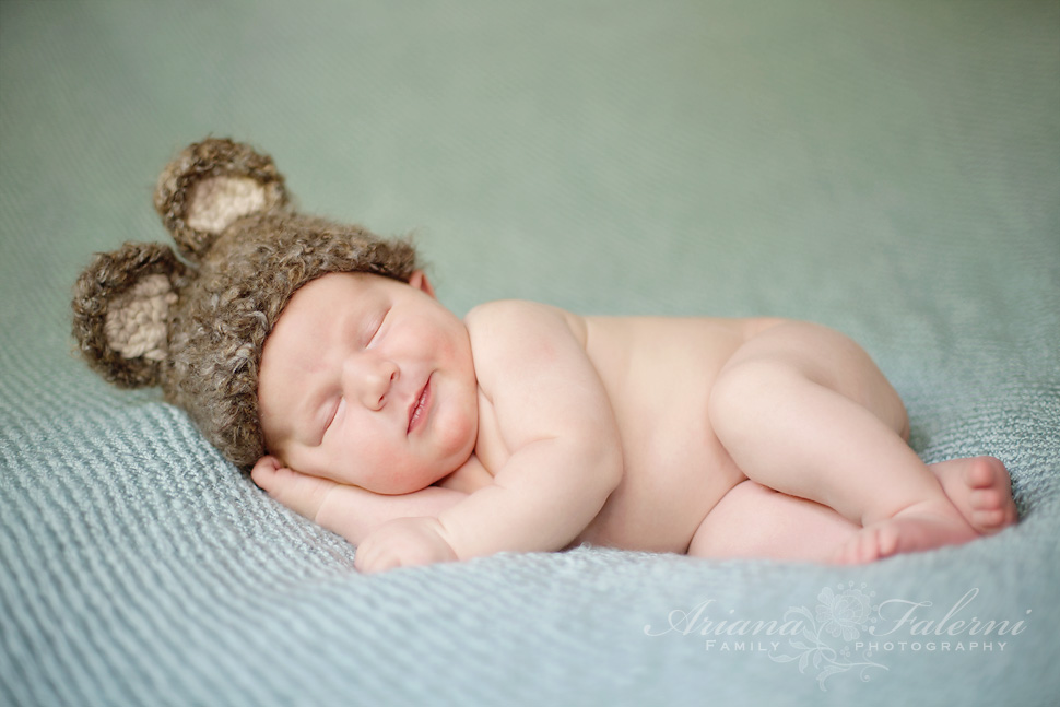 Newborn photography rockland county