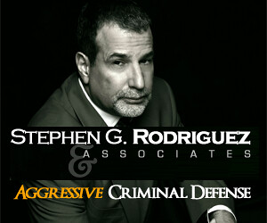 Stephen G. Rodriguez - Website Banner Design
