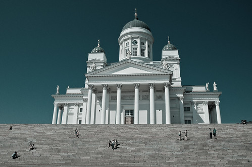 Helsinki Cathedral by Tazrian Khan, on Flickr