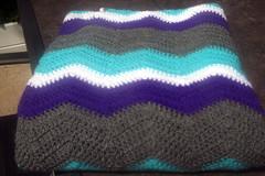 ripple (priscillablain) Tags: ripple crochet