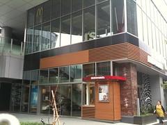 マクドナルド六本木ヒルズ店
