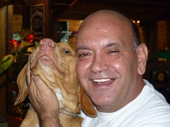 Letojanni (Me) - My friend Luciano loves his dogs B