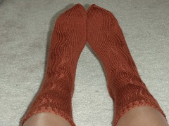Mud River Socks