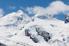 Castor y Pollux (Andrs Guerrero) Tags: mountain snow switzerland suiza nieve gornergrat zermatt montaa castor pollux