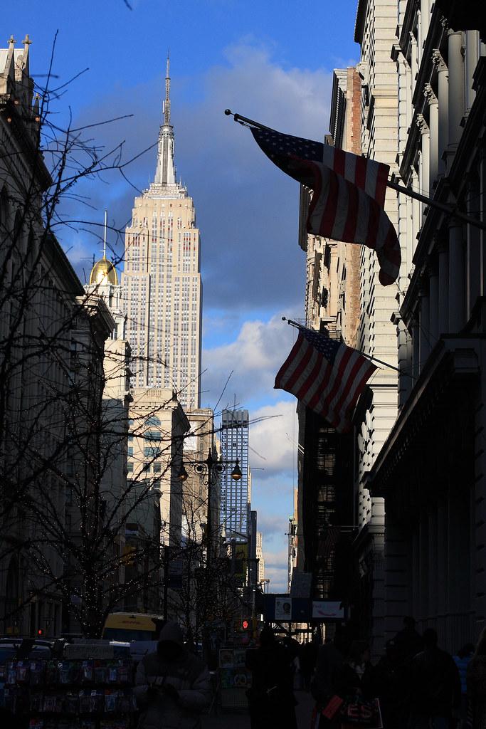 Empire State Building, exposição correta