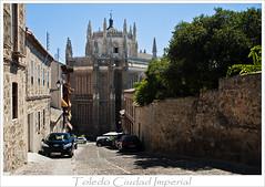 Toledo (EricP2x) Tags: old city urban tourism skyline architecture buildings living spain ancient europe capital towers christian unesco espana toledo moorish imperial jewish walls oldtown dense urbanity castilelamancha