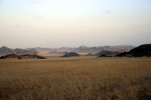 Landscape, Skeleton Coast