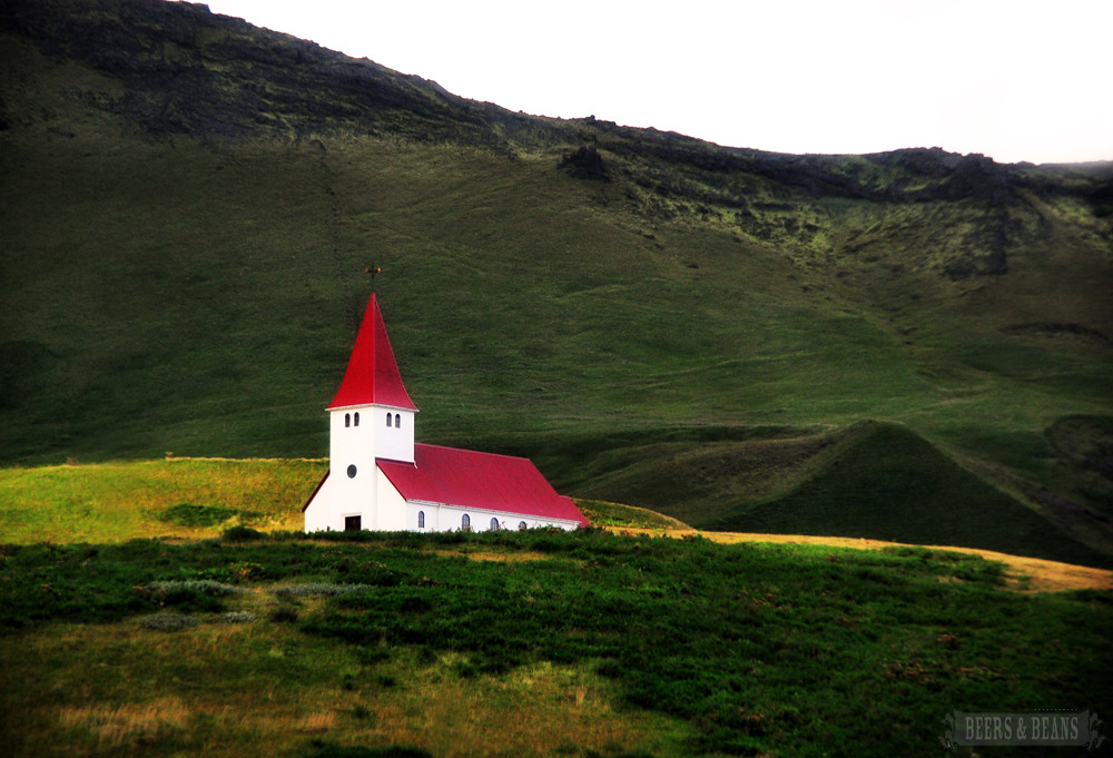 church in iceland smaller for BnB