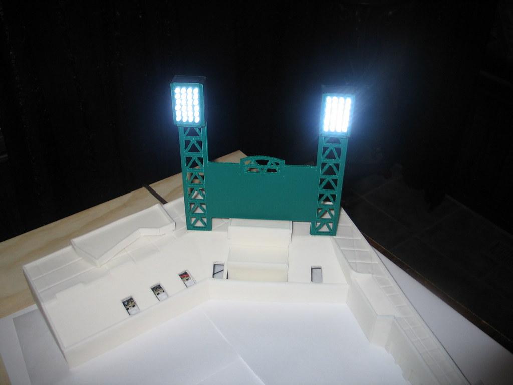 ATT Park 8 Lights