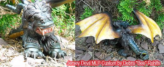 Jersey Devil My Little Pony by Bee-Chan