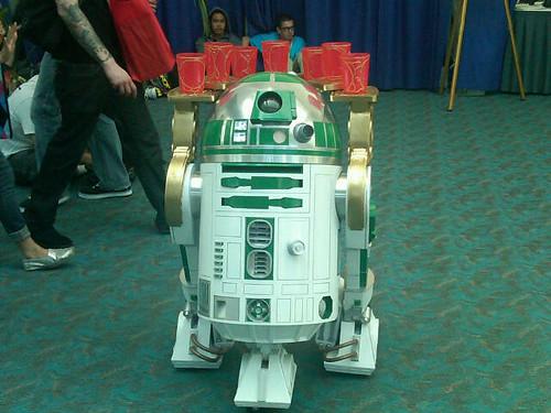 Comic-Con 2011 R2D2