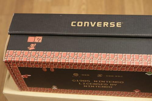 Converse x SuperMario