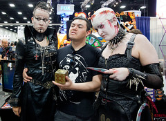 Dude, Do NOT Open That! (uncle_shoggoth) Tags: comics costume san sandiego cosplay diego convention costuming comiccon geeky sdcc hellraiser cenobite