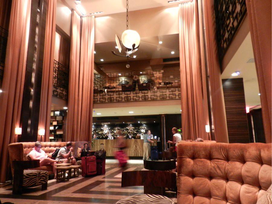 Empire Hotel, New York City, NY