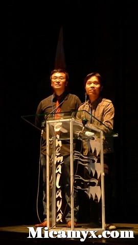 Ang Sayaw ng Dalawang Paa directors