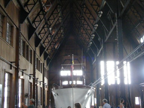 Inside the Yacht House