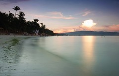 Day is at it`s finish on Boracay Island (maciej.ka) Tags:
