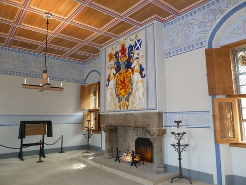 Royal Apartments, Stirling Castle