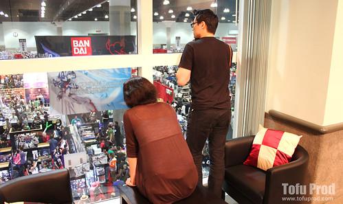 Anime Expo 2011 Day 4