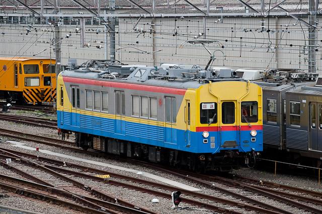 東急電鉄7700系7701F 入場回送 デヤ