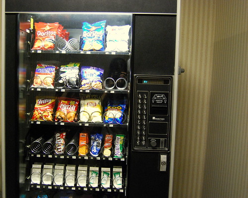 Boston Dinner - Vending Machine