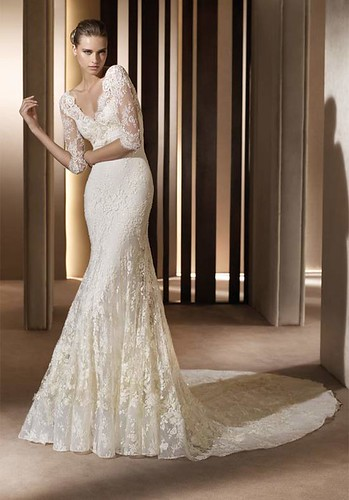 elie saab - auriga (front) - wedding collection 2011