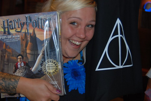 some awesome harry potter gifts!!
