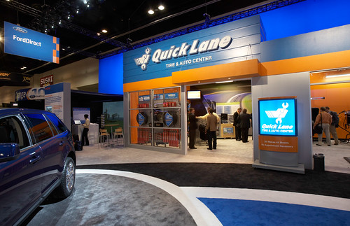 NADA Show 2010 (Quick Lane Booth) |  Orlando, FL