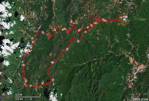 Ridge Ride 7-29-2011