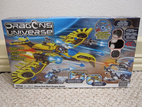 Deluxe Dual-Blast Dragon Hunter