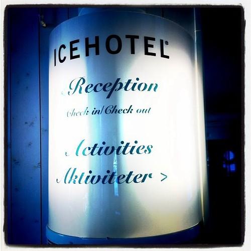Ice Hotel - Kiruna 30.07.2011