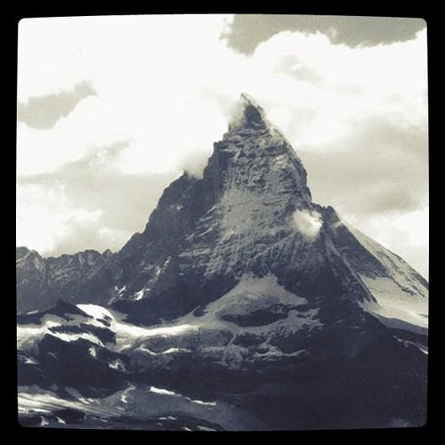 Matterhorn #2 by Davide Restivo