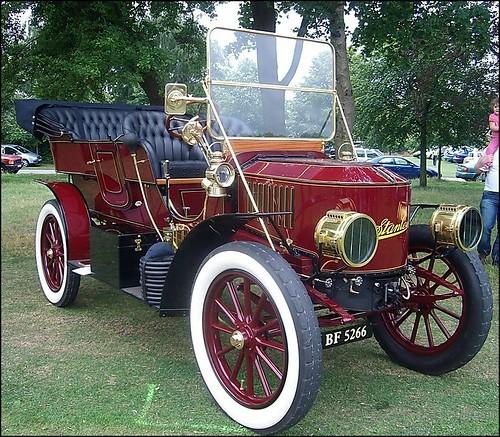 """"""" Stanley Steam Car """""""