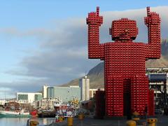 [フリー画像] 芸術・アート, オブジェ・モニュメント, 南アフリカ共和国, 201108032300